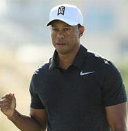 AG News: Tiger Woods returns with solid opening round