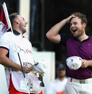 american golf News: Unstoppable Hatton wins back-to-back at Italian Open