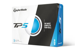TaylorMade TP5 12 Ball Pack