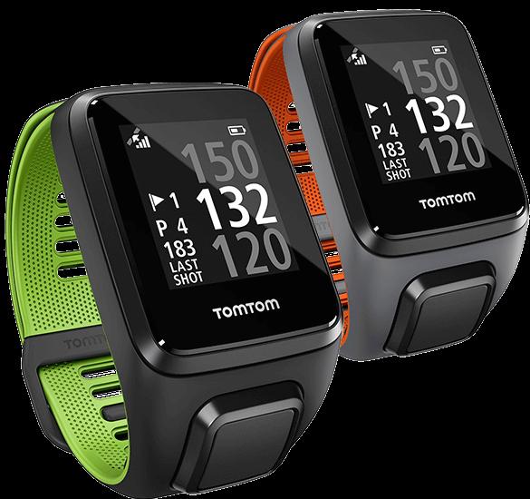 TomTom Golfer 2 GPS Special Edition Watch