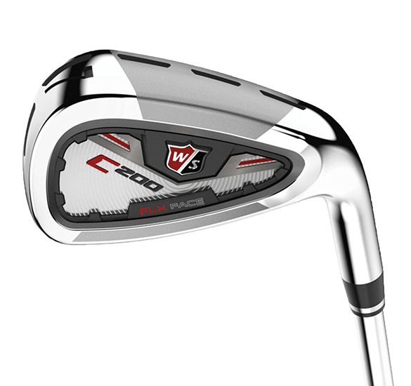 Wilson Staff C-200 Irons Steel 4-PW