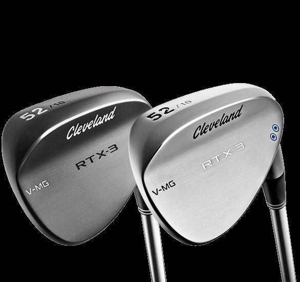 Cleveland Golf RTX 3 Wedges