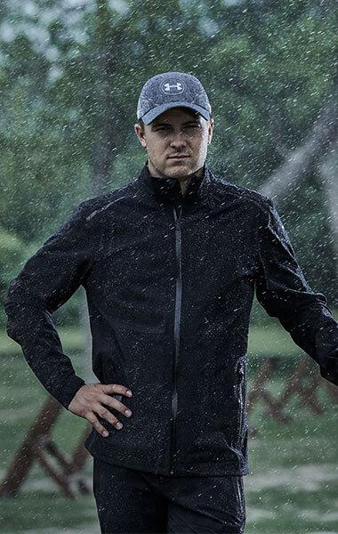 UA AW17 Waterproofs