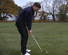 Video: Winter On-course Coaching Tips - Chipping onto the green in winter