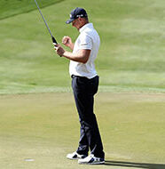 AG News: Wallace overcomes Beef with play-off heroics at the Indian Open