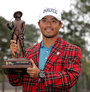 AG News: Kodaira makes PGA Tour breakthrough at Hilton Head
