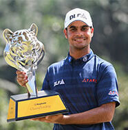 AG News: Sharma posts second win on the European Tour in Malaysia