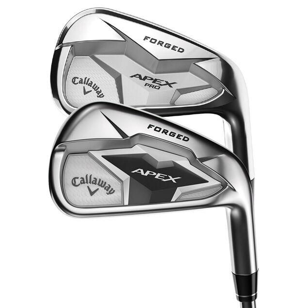 Callaway Golf Clubs >> Callaway Golf Apex 19 Combo Steel Irons