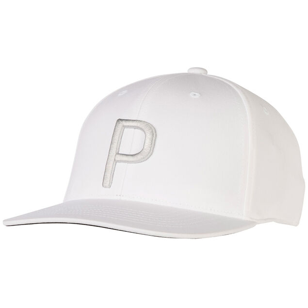 4c19f0a605f PUMA Golf P Snapback Cap from american golf