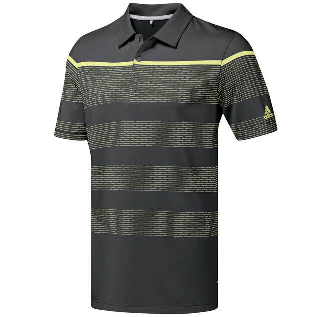 065ab09c adidas Golf Ultimate 365 Dash Stripe Polo Shirt from american golf