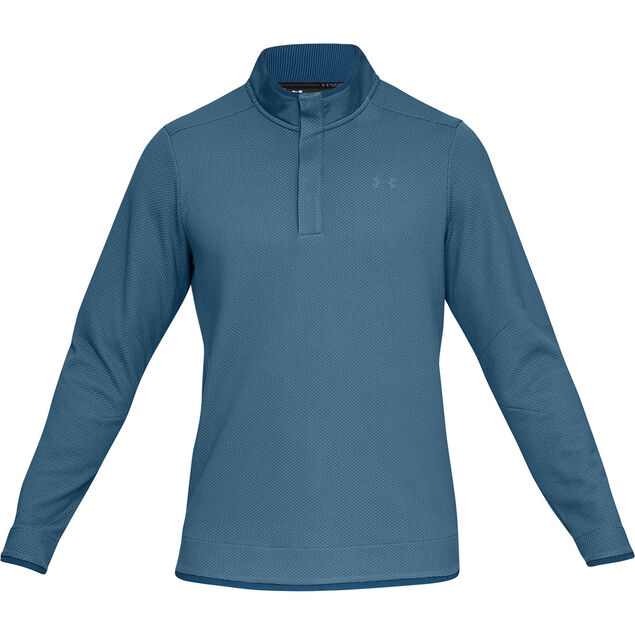 online sale most fashionable durable in use Under Armour Storm SF Snap Mock Sweater from american golf
