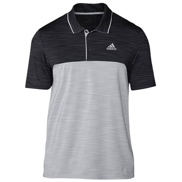 de18125a adidas Golf Ultimate 365 Heather Polo Shirt from american golf
