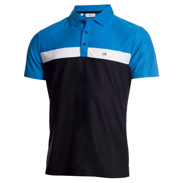 c61b8544b Calvin Klein Block Polo Shirt from american golf
