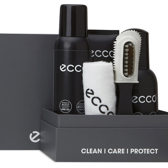 Ecco Shoe Care Kit from american golf