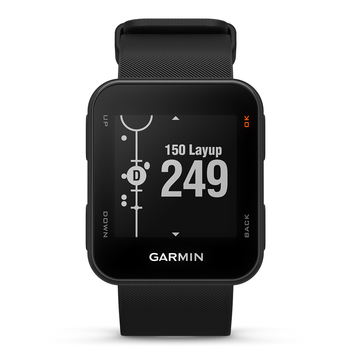 garmin approach s10 gps watch from american golf. Black Bedroom Furniture Sets. Home Design Ideas