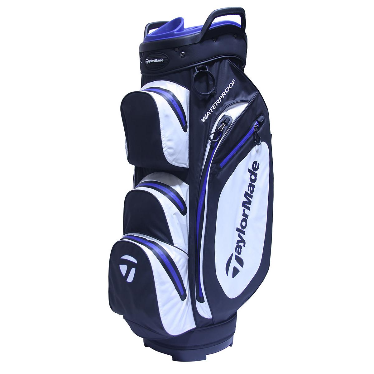 Taylormade Golf Bag >> Taylormade Waterproof Cart Bag