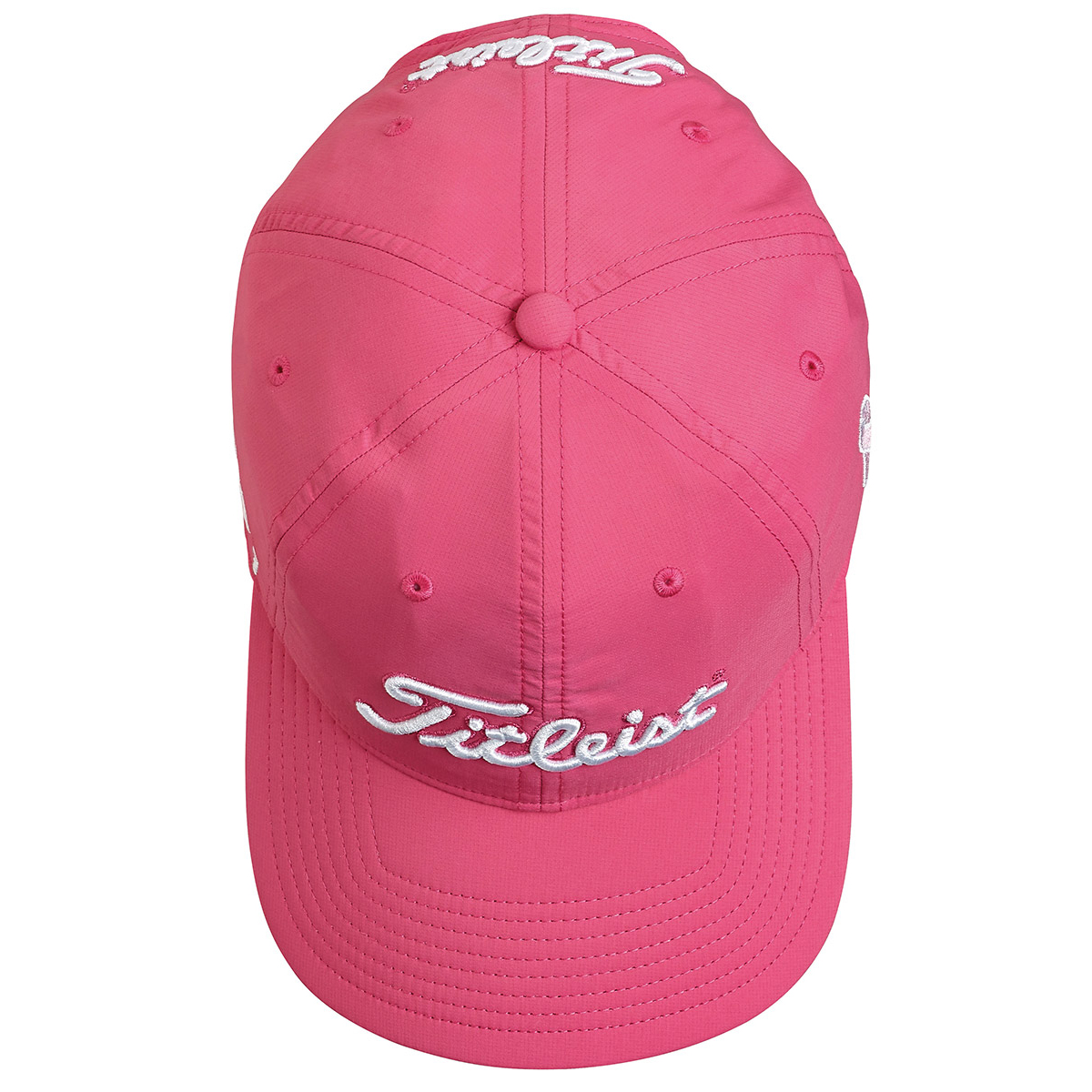 Titleist Pink Ribbon Ladies Cap from american golf f0ace5d4046
