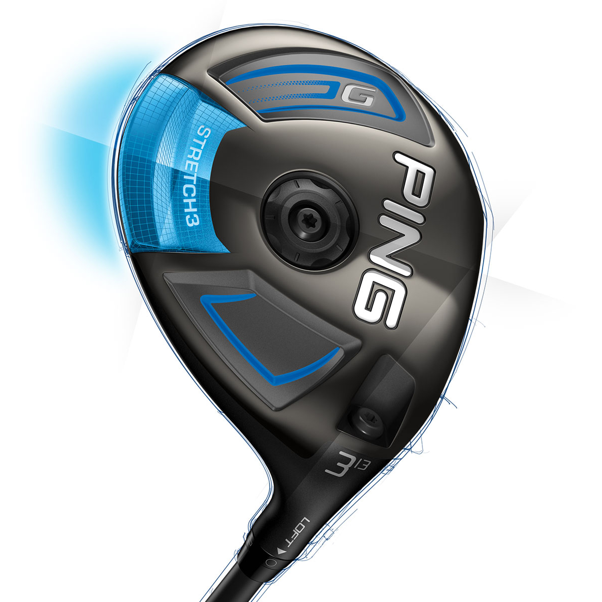 Ping G Alta 65 Fairway Wood From American Golf