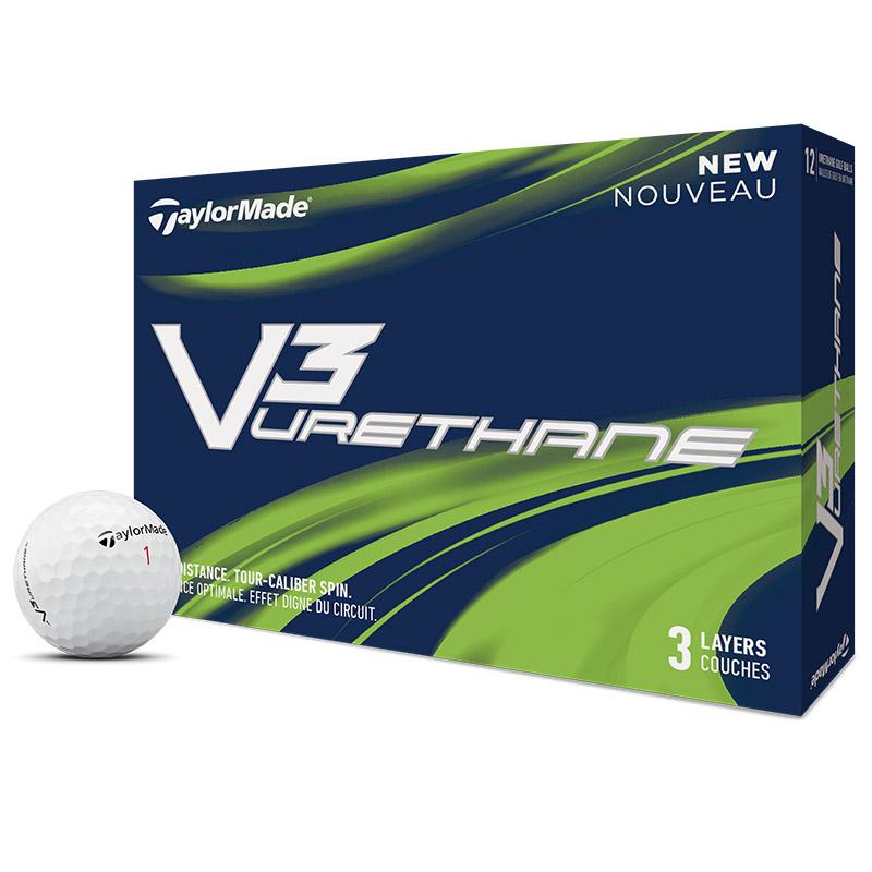 TaylorMade V3 Urethane 12 Ball Pack