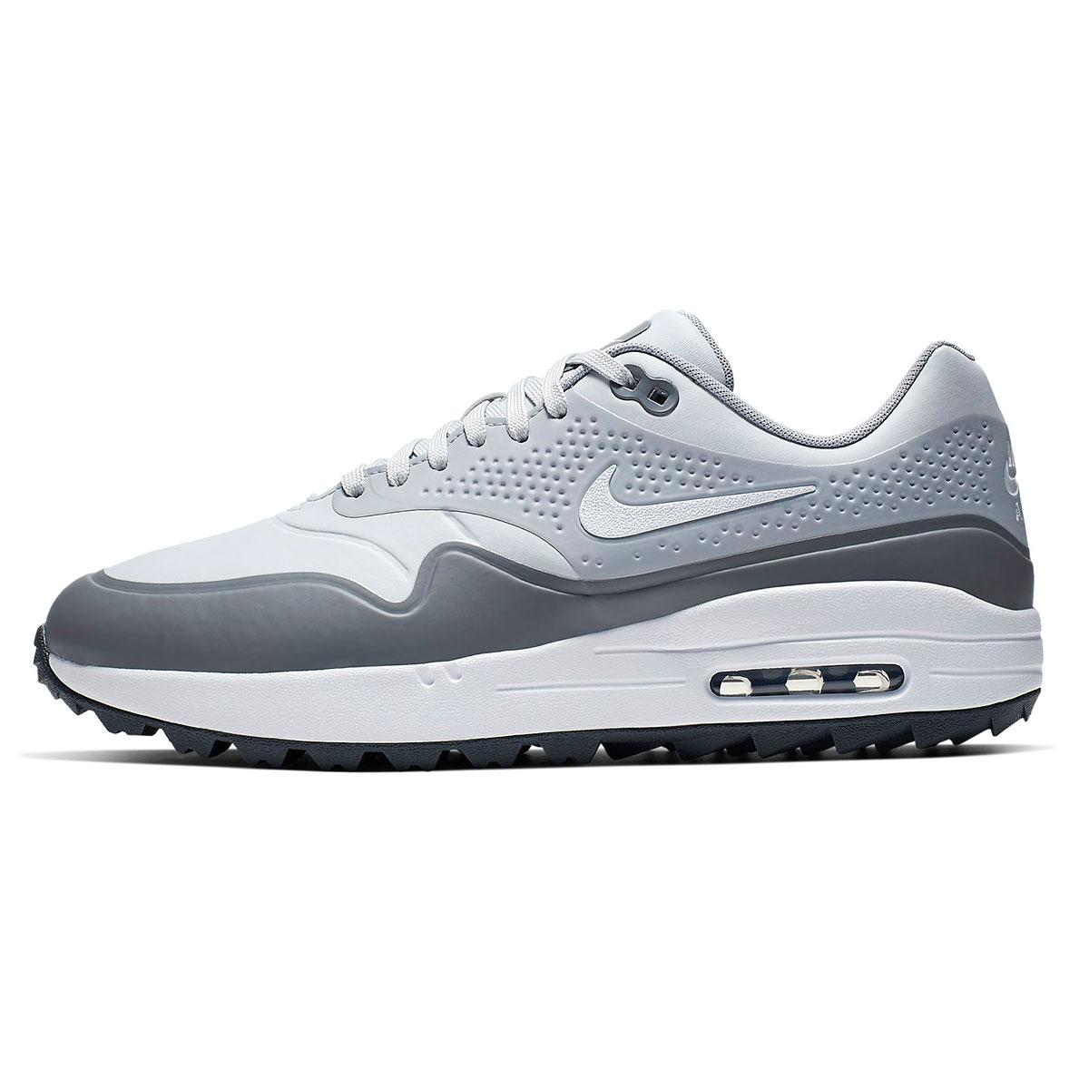nike air max 1g golf shoes grey Off 79%