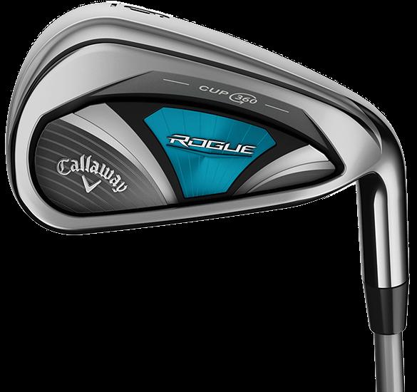 Callaway Golf Rogue Graphite Ladies Irons