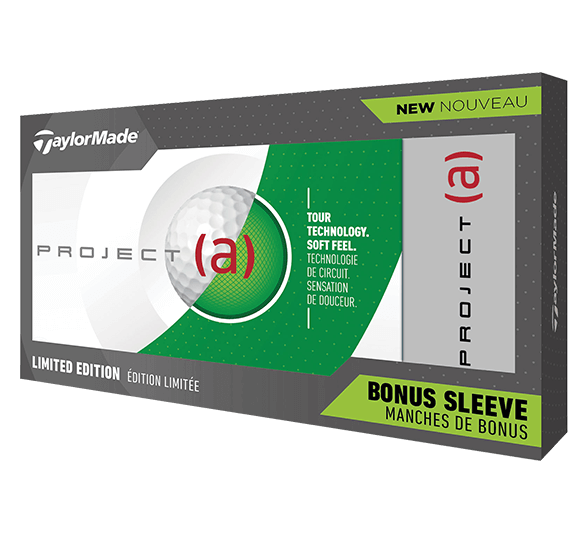 TaylorMade Project (a) 15 Ball Pack