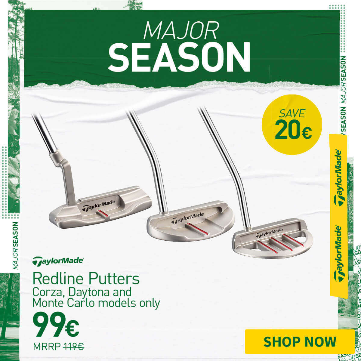 TAYLORMADE REDLINE PUTTERS