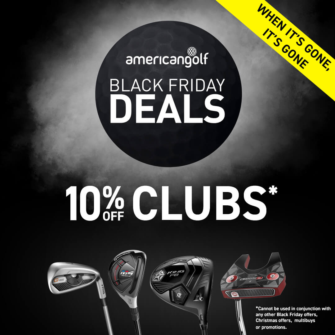 10% Off clubs