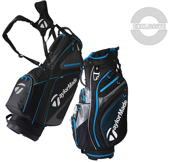 TaylorMade Lightweight Bags