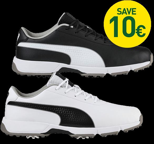 PUMA Golf Drive Cleated Classic Shoes