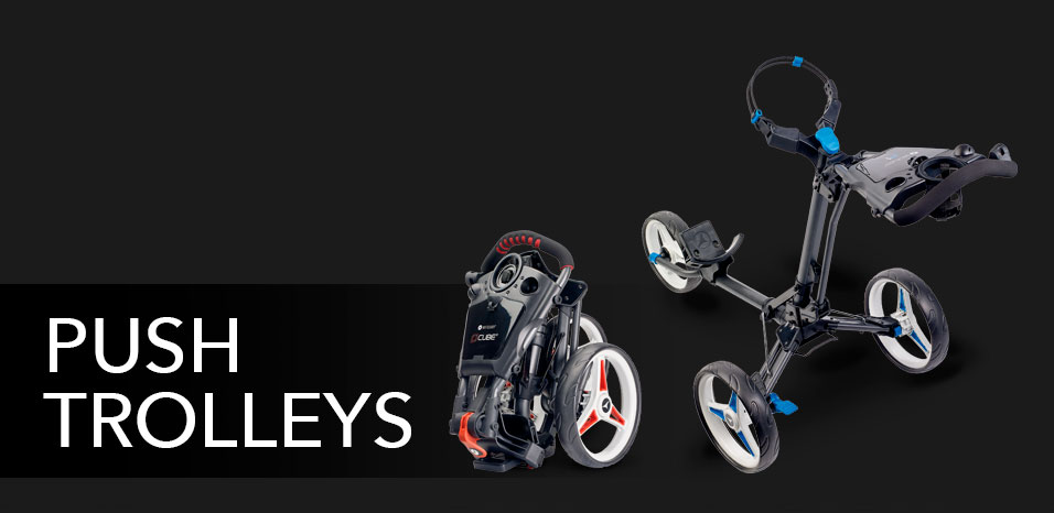 Motocaddy Push Pull Trolleys