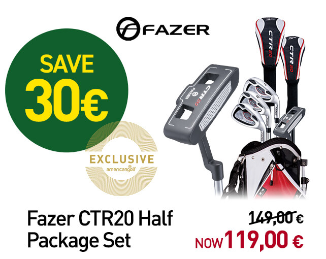 Fazer CTR20 Package Half Set