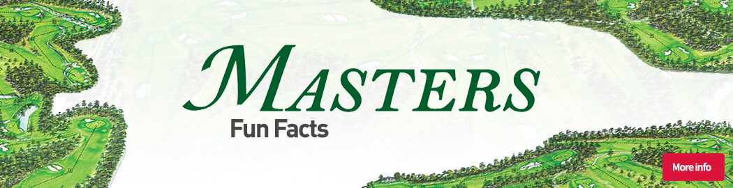 2018 Masters Fun Facts
