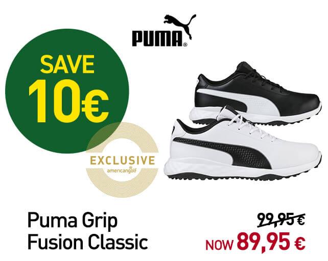 PUMA Golf Grip Fusion Classic Shoes