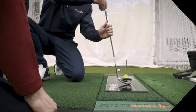 golf club fitting consultation