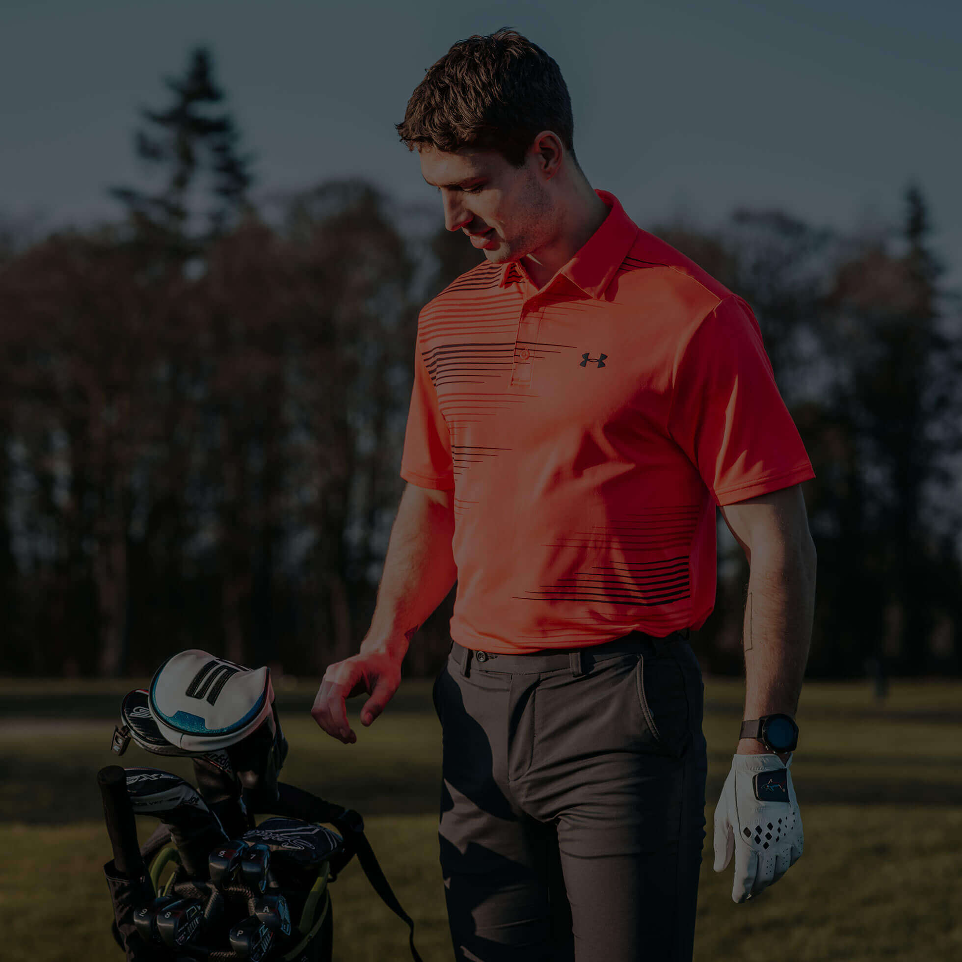 Get Into Golf Clothing