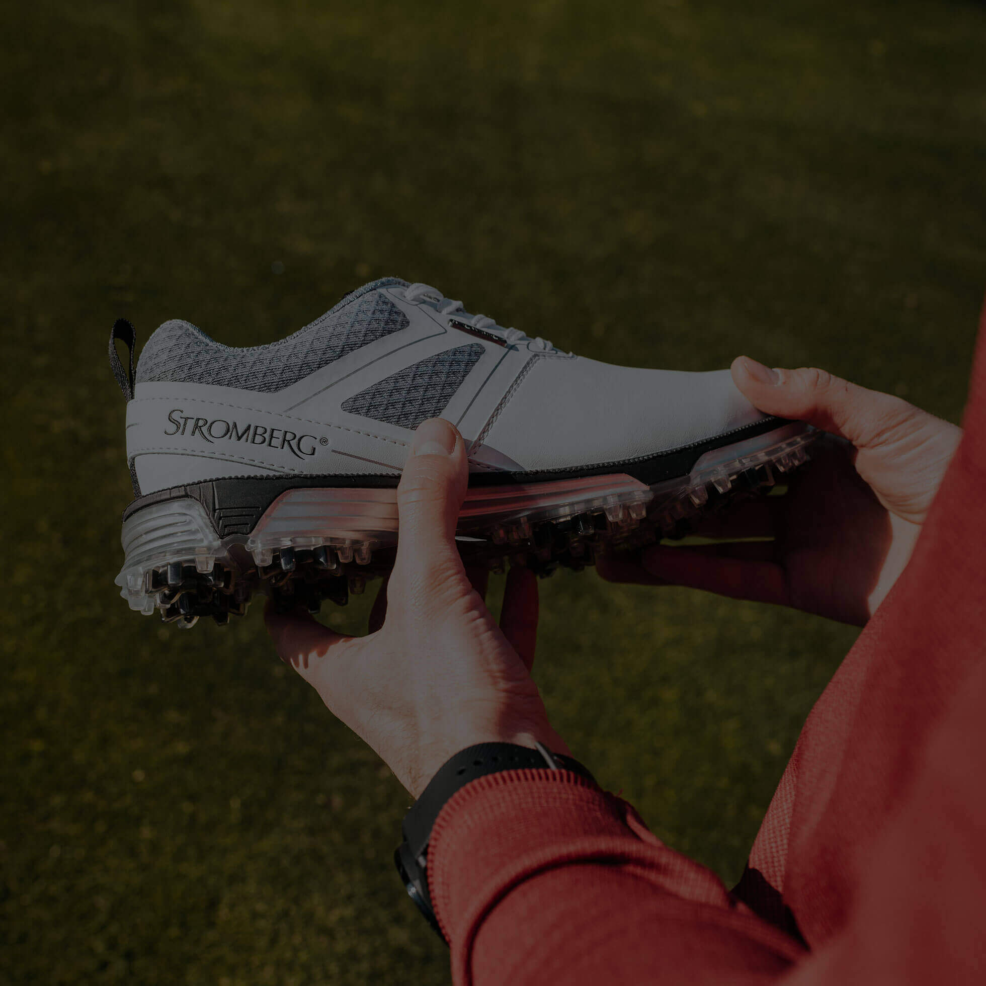 Get Into Golf Shoes